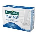 Sabonete Palmolive Nutri-Milk Hidratante Barra 90g