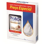 Sabonete Protex Pro Hidrata Liquido 250ml + Esponja Preço Especial