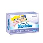 Sabonete Turma da Xuxinha Lavanda Infantil 80g
