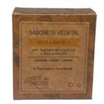 Sabonete Vegetal Argila Amarela 100g Arte dos Aromas
