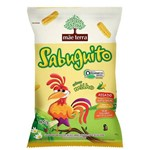 Sabuguito Salgadinho Integral Orgânico Sabor Milho Mãe Terra 45g