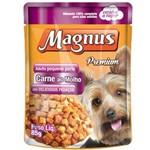 Sache Magnus Carne para Cães Adulto de Pequeno Porte - 85 G