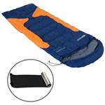 Saco de Dormir Freedom -1,5ºc à -3,5ºc + Isolante Térmico em E.v.a Aluminizado - Nautika