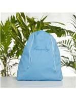 Saco Laundry Foresta Azul 49X11X59cm