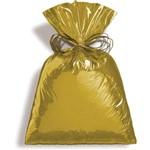 Saco Metalizados 45x60cm Dourado Pct.c/25