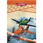 Saco P/presente Aviões Dusty Disney 47x32cm C/40 Un.