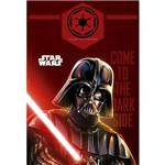 Saco P/presente Darth Vader Star Wars Dc 30x44cm C/40 Un.