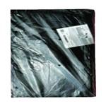 Saco Plástico Carga Pesada 100 Litros Preto Leiraw
