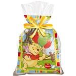 Sacola de Plástico Pooh 8 Unidades - Regina Festas