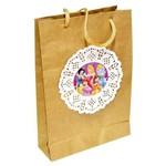 Sacola Kraft Princesas Disney com 10 Unds