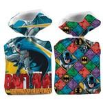 Sacola Plástica Batman C/8 Unidades