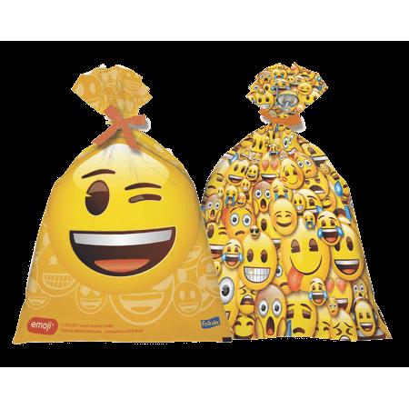 Sacola Surpresa Plástica Emoji