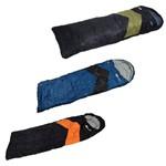 Sacos de Dormir Viper Tipo Envelope e Sarcófago 3 Unidades - Nautika