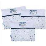 Sacos para Roupas de Maternidade Masculino Azul