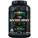Sacred Whey - 907g - Cookies e Cream - Black Skull