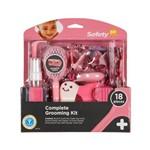 Safety 1st-kit Beleza 18 Peças Rosa Brasbaby S174ih