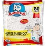 Sagu de Mandioca PQ 500g
