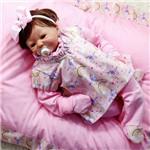 Saída de Maternidade Unicórnio Rosa 5 Peças