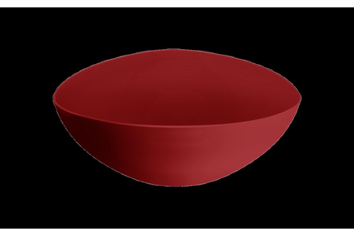 Saladeira Essential 2,5L Vermelho Bold Coza