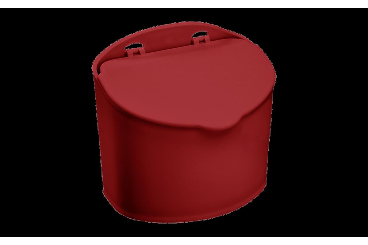 Saleiro Mix 500g Vermelho Bold Coza