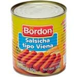 Salsicha Viena Bordon 180g