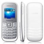 Samsung E1205 Branco 1chip Rádio Fm Branco