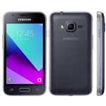 "Samsung Galaxy J1 Mini Prime Dual Chip Android 5.1 Tela 4"" 8GB 3G Wi-Fi Câmera 5MP - Preto"