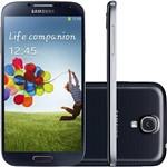"Smartphone Samsung Galaxy S4 Desbloqueado Android Tela 5"" 16GB 4G Wi-Fi Câmera 13MP - Preto"