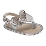 Sandália Baby Fashion Prata - 1