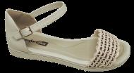 Sandália Feminina Rasterinha Comfortflex 17424 | Dtalhe Calçado