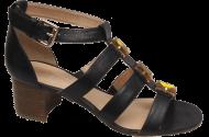 Sandália Gladiadora Cristófoli 161265 Pedras   Dtalhe Calçados