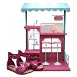 Sandália Infantil Barbie 21921