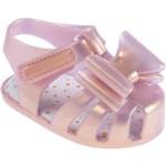 Sandália Infantil Pimpolho Colorê Cobre com Laço