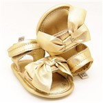 Sandália para Bebê Joaquina - Gold