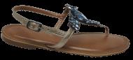 Sandália Tamanho Grande Bem me Quer CP437 | Dtalhe Calçados