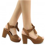 Sandália Zariff Shoes Meia Pata Amarração 5133-766 | Betisa