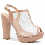 Sandália Zariff Shoes Salto Alto Fivela 940243 | Betisa