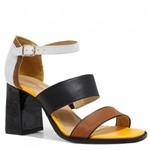 Sandália Zariff Shoes Salto Couro 305.114 | Betisa
