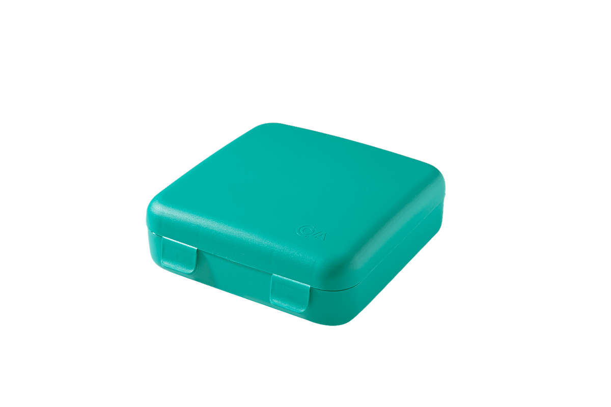 Sanduba - Picnic 15,8 X 15,1 X 5,1 Cm Verde Coza