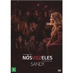 Sandy - Nós Voz Eles DVD