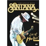 Santana Greatest Hits Live At Montreux 2011 - Dvd Rock