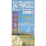 Sao Francisco Mapa Turistico - Cartoplam