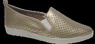 Sapatênis Cravo e Canela 141002 Slip-on Bico Fino   Dtalhe Calçados