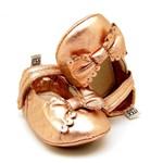 Sapatilha para Bebê Giovana - Rosé Light