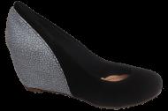 Sapato Anabela 4341 Luxfor | Dtalhe Calçados