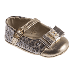 Sapato Baby Fashion Onça - 3