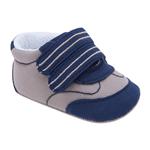 Sapato Bege e Marinho - 3