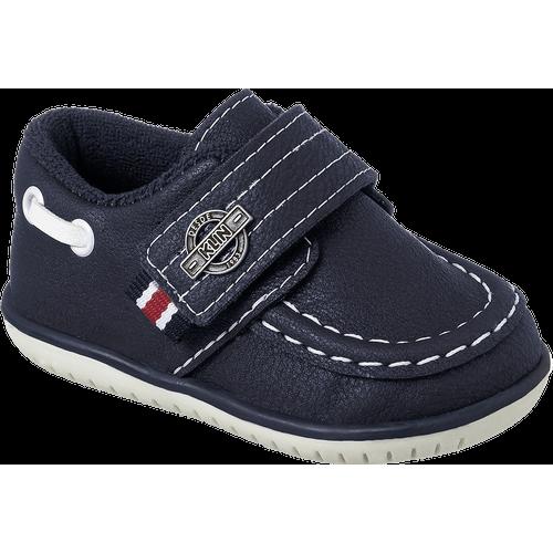 Sapato Cravinho Casual Marinho - 18