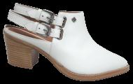 Sapato Feminino Chanel Cristófoli 186394 Bico Fino | Dtalhe
