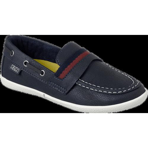 Sapato Flyer Marinho e Vermelho - 28